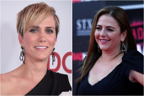 Kristen Wiig and Annie Mumolo