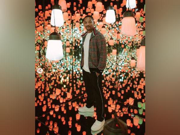 Will Smith (Image courtesy: Instagram)