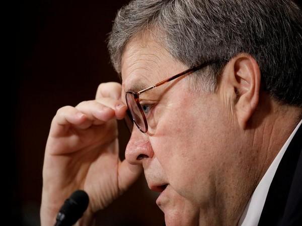 US Attorney General William Barr (File photo)