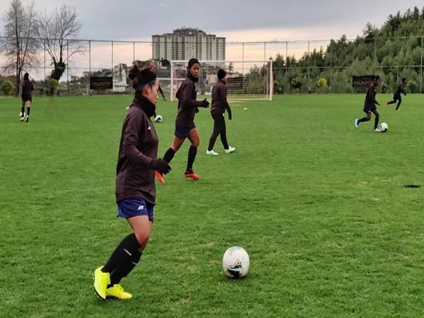 Indian women's football team (Image: AIFF)