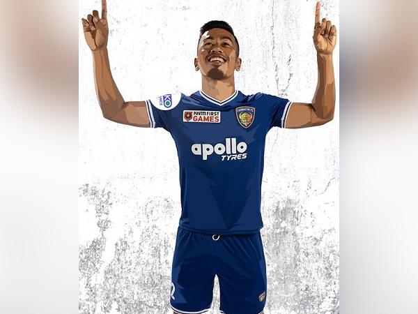 Reagan Singh (Image: Chennaiyin FC)