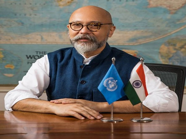 Dr Roderico H. Ofrin, WHO Country Representative to India (Photo from WHO website)