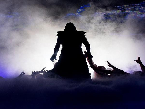Wrestler Undertaker (Photo/ Undertaker's Twitter)