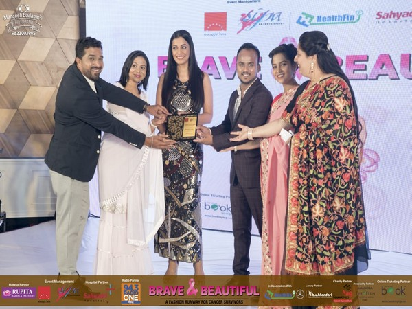 SIPA Entertainment and Maagic Box events organized fashion runway for cancer patients on 4th Feb