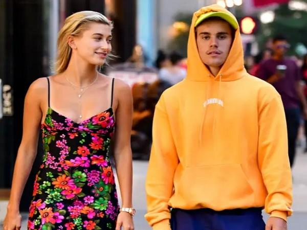 Hailey Bieber, Justin Bieber (Image source: Instagram)