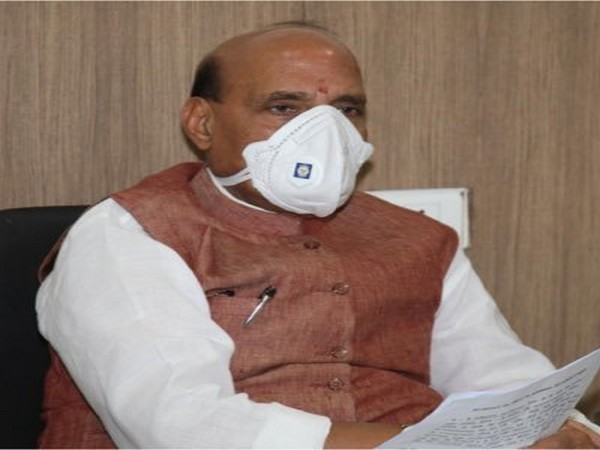 Defence Minister Rajnath Singh (Photo/Twitter)