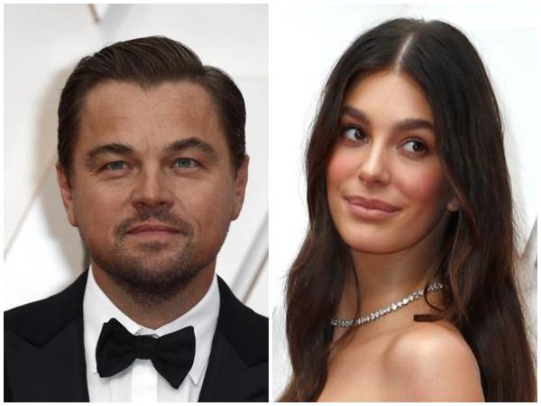 Leonardo DiCaprio, Cimila Morrone