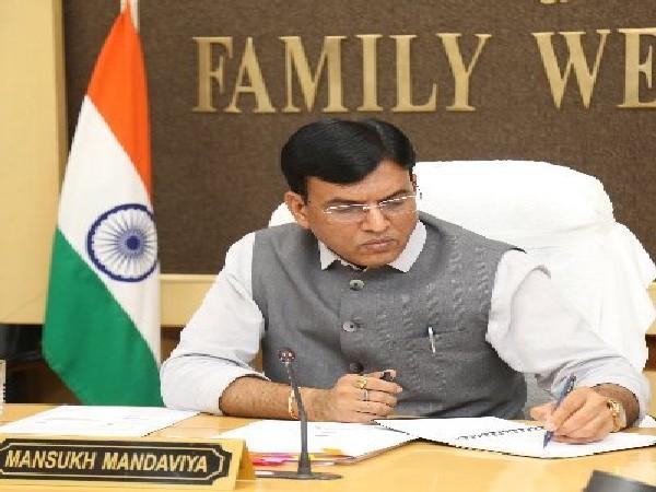 Union Health Minister Mansukh Mandaviya (Photo/Twitter)