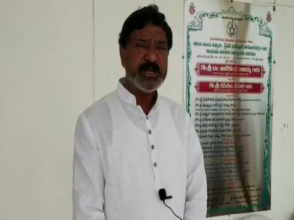 TRS leader Thatikonda Rajaiah (Photo/ANI)