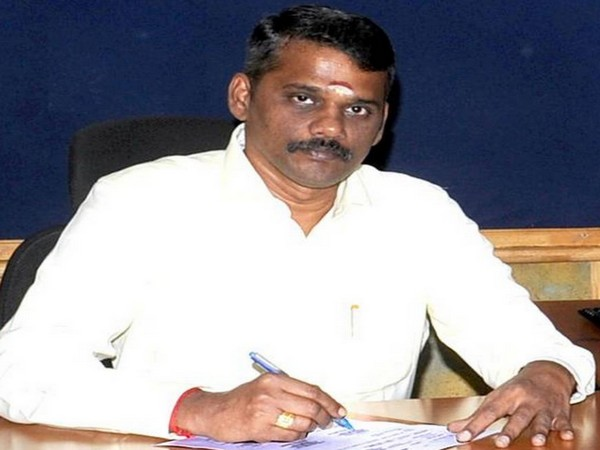 Tamil Nadu's Virudhunagar district collector, R Kannan (file photo)