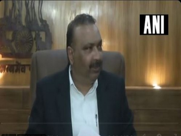 Jammu and Kashmir's Director General of Police Dilbagh Singh (Photo/ANI)