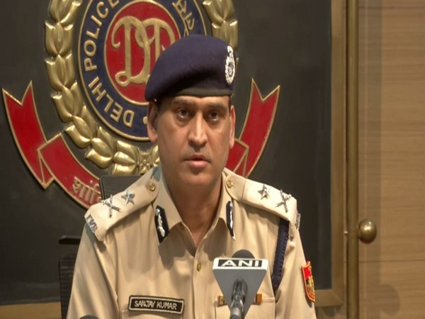 Joint Commissioner of Traffic Police Sanjay Kumar (Photo/ANI)