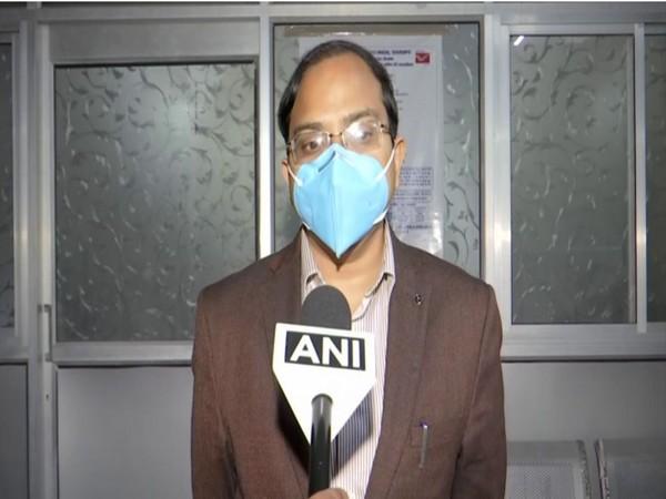 Ashish Srivastav, District Magistrate of Dehradun (Photo/ANI)