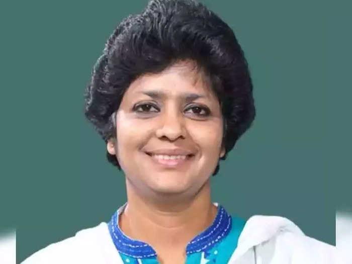 TMC leader Arpita Ghosh (Photo/Facebook)