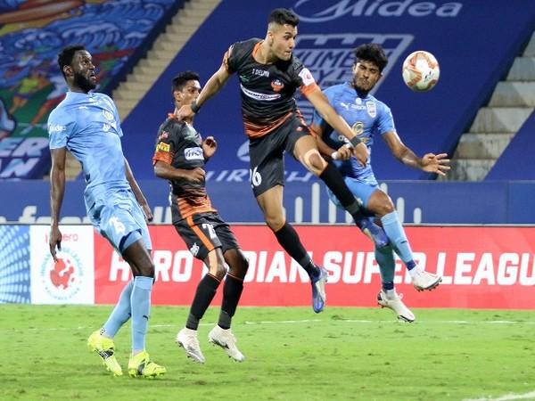 Ishan Pandita scores late in injury time to save FCG blushes (Image: ISL)
