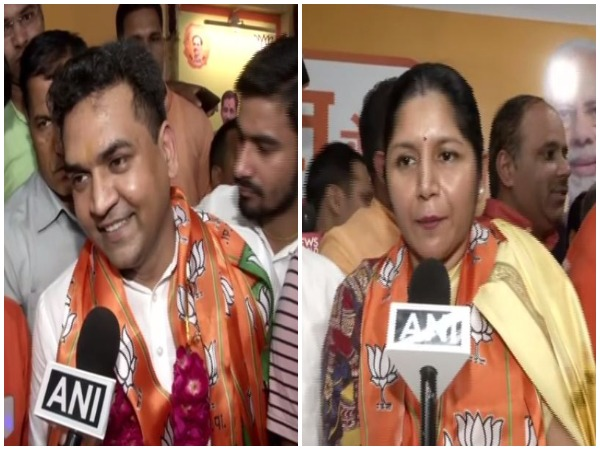 Disqualified AAP MLA Kapil Mishra and AAP women wing chief Richa Pandey Mishra joins the BJP on Saturday.