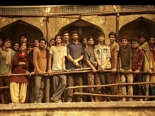 Picture from 'Super 30', Image Courtesy Instagram
