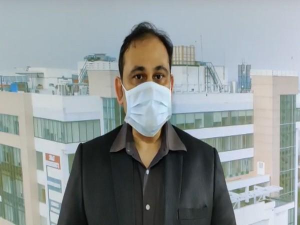 Dr Kousar A Shah, COO, Aakash Healthcare, Dwarka (Photo/ANI)