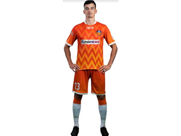 FC Goa Player - Edu Bedia