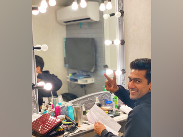 Actor Vicky Kaushal (Image Source: Instagram)