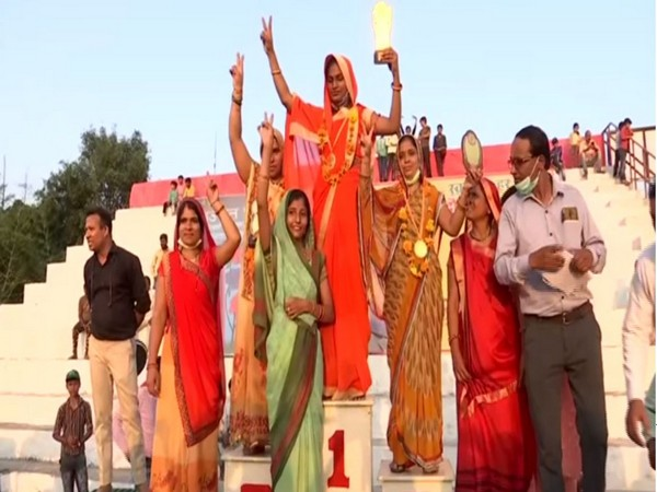 'Lota Daud' competition organised in Bhopal (Photo/ANI)