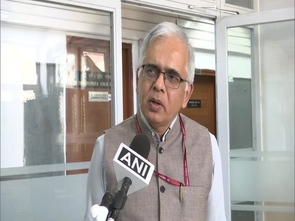 Director-General of Council of Scientific and Industrial Research (CSIR), Dr Shekhar C Mande (Photo/ANI)