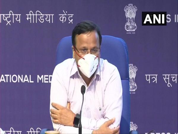 Union Health Ministry Lav Agarwal (Photo/ANI)