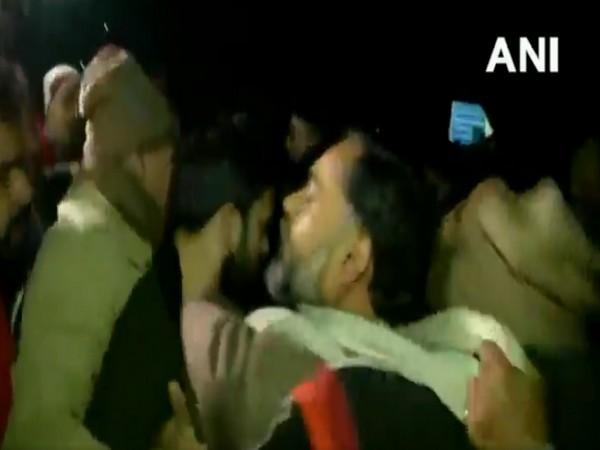 Swaraj Abhiyan chief Yogendra Yadav