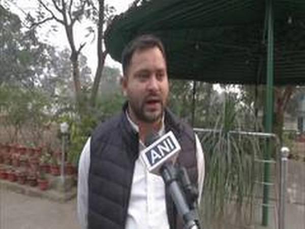 RJD leader Tejashwi Yadav. (File pic)