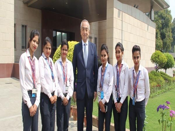 Ambassador of Japan to India Kenji Hiramatsu (File Photo)