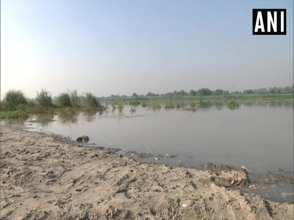 The water level in the Yamuna was recorded at 204.70 meters in Delhi on Monday morning.
