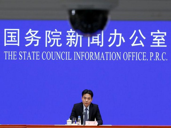 spokesperson for China's top Hong Kong policy office, Yang Guang, addressed a press conference in  Beijing on Monday