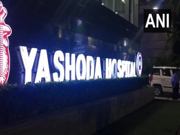 Yashoda Hospital, Ghaziabad [Photo/ANI]