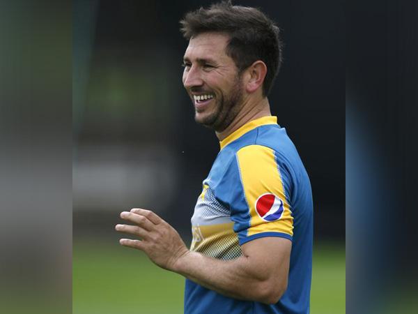 Pakistan bowler Yasir Shah