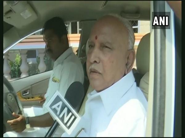 Karnataka unit BJP president BS Yeddyurappa (File photo)