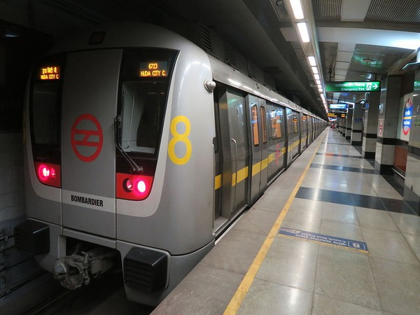 The Yellow Line is one of the busiest lines in the Delhi Metro network and connects Samaypur Badli in north Delhi to HUDA City Centre in Gurugram.