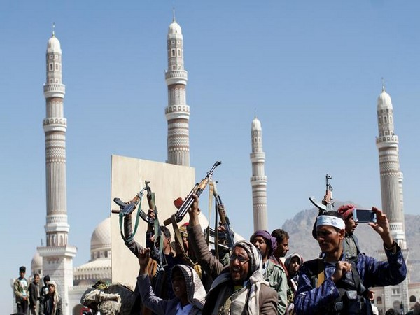 Houthi rebels of Yemen (File photo)