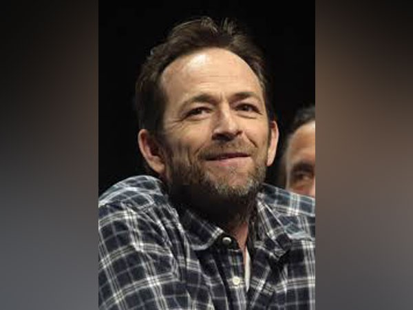 Actor Luke Perry (File Photo)