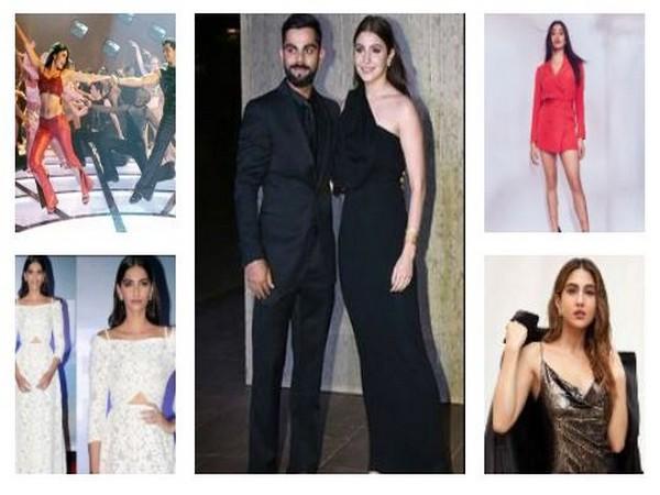 Bollywood divas Kareena Kapoor Khan, Sonam Kapoor, Anushka Sharma, Janhvi Kapoor, Sara Ali Khan (Image Source: Instagram)