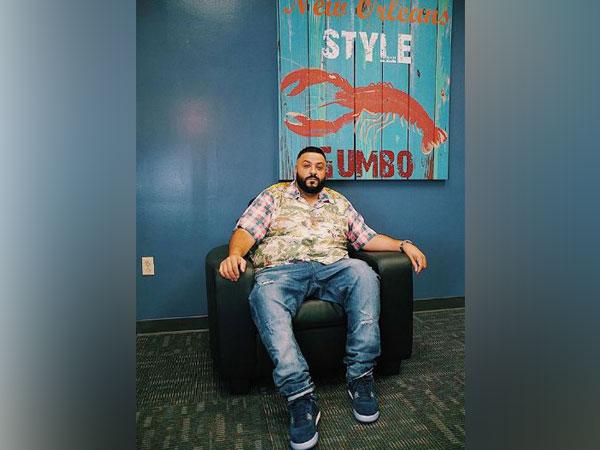 DJ Khaled, Image courtesy: Instgarm