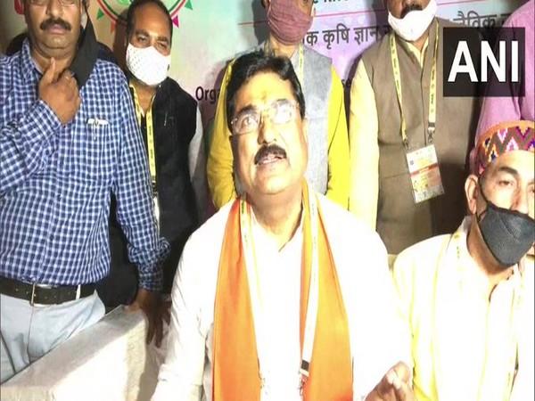 Madhya Pradesh Agriculture Minister Kamal Patel