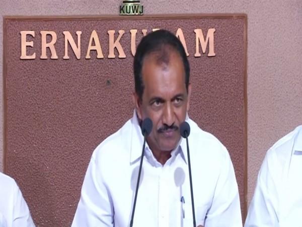 Kerala Congress MP Benny Behanan (File Photo)