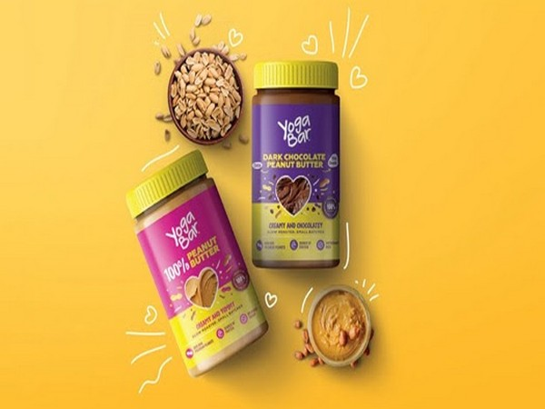 Yoga Bar's exotic range of 100 per cent natural nut butters