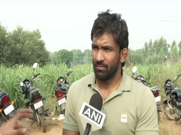 Indian wrestler Yogeshwar Dutt (File Photo)