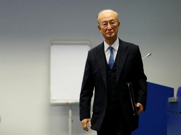IAEA's late chief Yukiya Amano (Photo/Reuters)