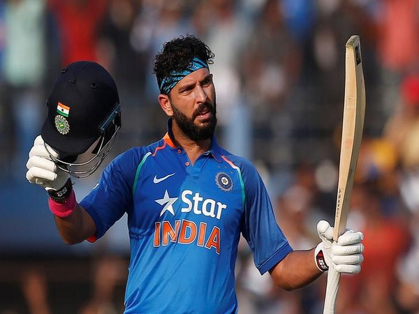Former Indian all-rounder Yuvraj Singh (File photo)