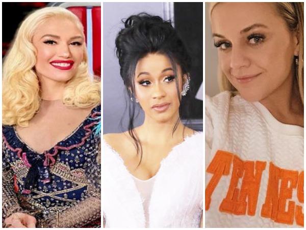 Gwen Stefani, Cardi B, Kelsea (Image courtesy: Instagram)
