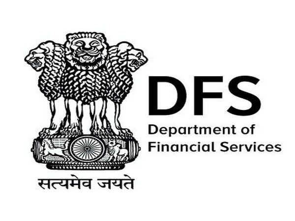 The Department of Financial Services logo (Source: Twitter/DFS)