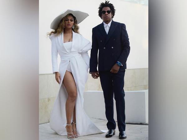 Beyonce, Jay-Z (Image courtesy: Instagram)
