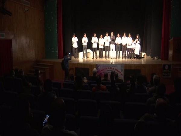 Theatre play by Kashmir Kalamanch (Photo/ANI)